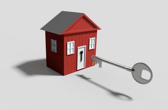 House with savings